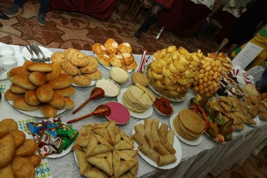 Aznakaevo, รัสเซีย: ресторан