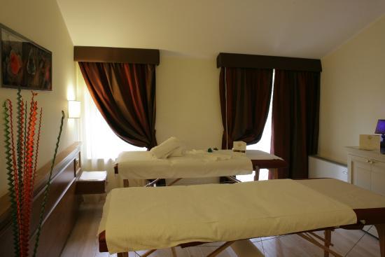 Cabina massaggi foto di hotel valentino acqui terme for Resort termali in cabina