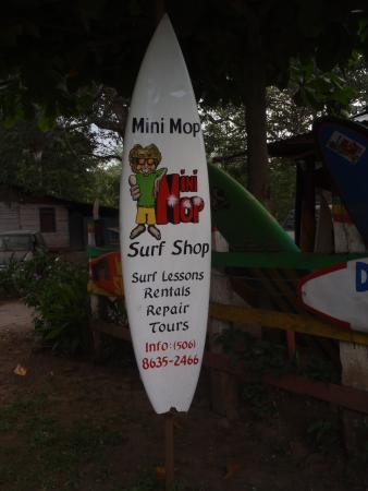 Mini Mop Surf Shop: Mini Mop`s Shop