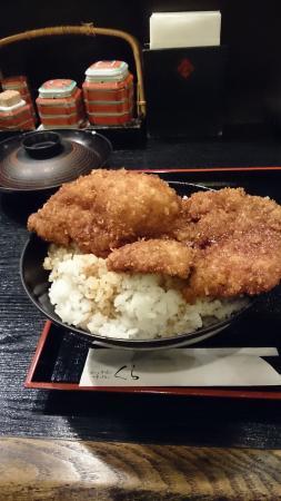 Kura: ソースカツ丼