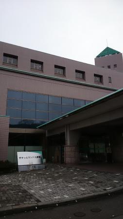 Sukatto Land Kuzuryu: 入り口