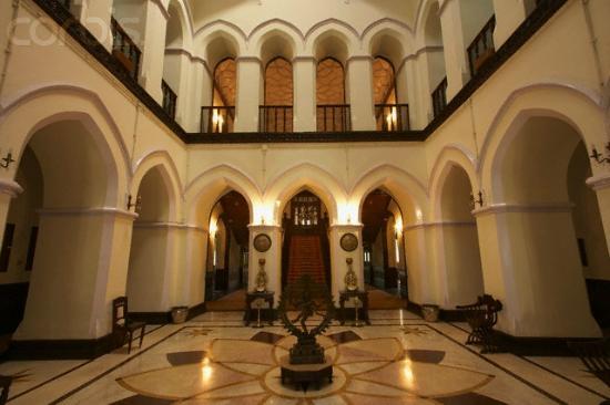 Nainital Governor's House: Entrance view