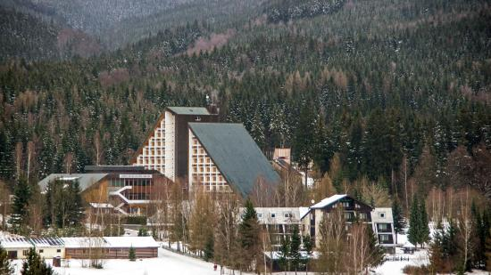 Orea Resort Sklar: отель