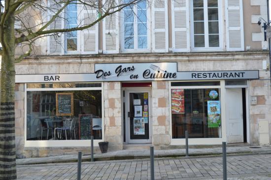 Des Gars En Cuisine Poitiers Restaurant Avis Numéro De Téléphone - Cuisiner comme un chef poitiers