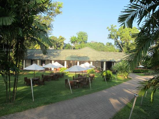 Heritage Weligama: Hotel grounds