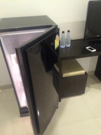 Delight Residence: Холодильник