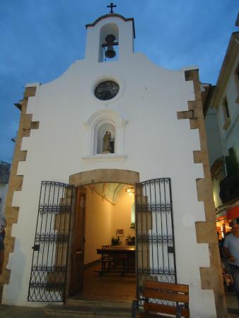 Chapel of Mare de Deu del Socors: Igreja