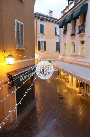 Hotel Speranza: вид из окна номера