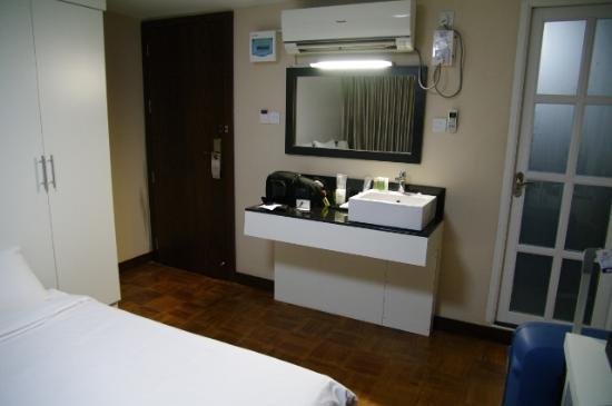 Photo d'une partie chambre deuxième séjour