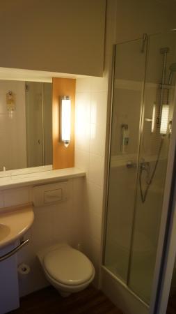 Ibis Koblenz City: душ