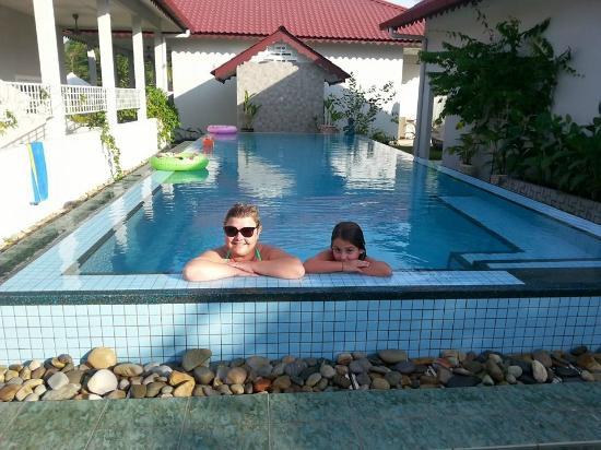 Langkawi Chantique Resort: Piscina