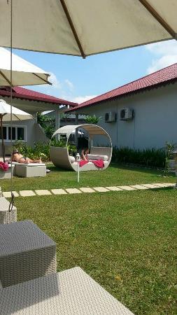 Langkawi Chantique Resort: Solarium