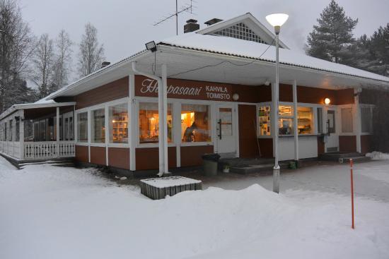 Holiday Centre Haapasaari: la reception