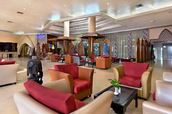Azalaï Hotel Salam: Lobby
