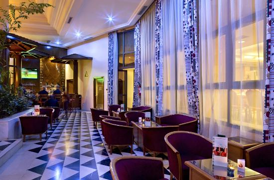 Azalaï Hotel Salam: Lounge