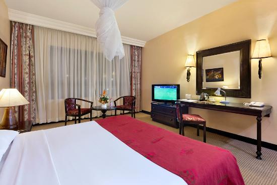 Azalaï Hotel Salam: Chambre Deluxe