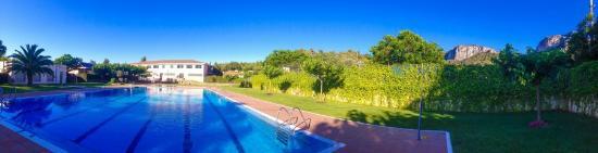 Tivissa, Spain: Vista general