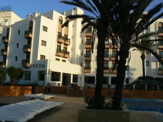 Hotel Oasis: xxxx notre chambre avec 2 balcons