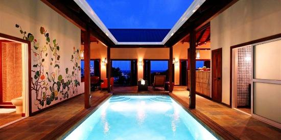 Le Phare Bleu Boutique Hotel & Marina : Garden Villa with Private Pool