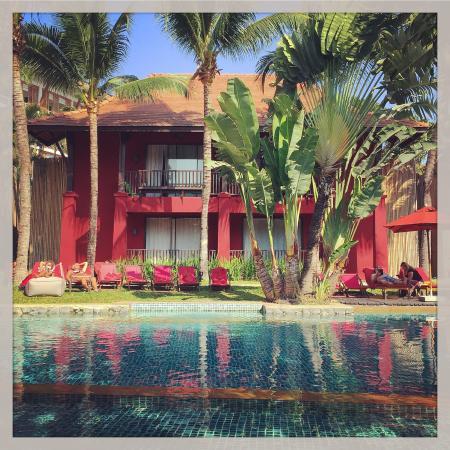 Escape Hua Hin Hotel: PoolSide