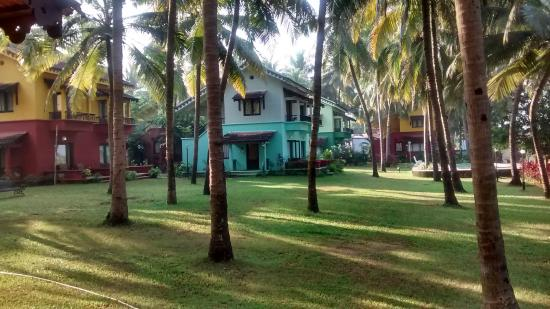 Miramar Residency: this is a typical cottage which has two rooms on the ground floor