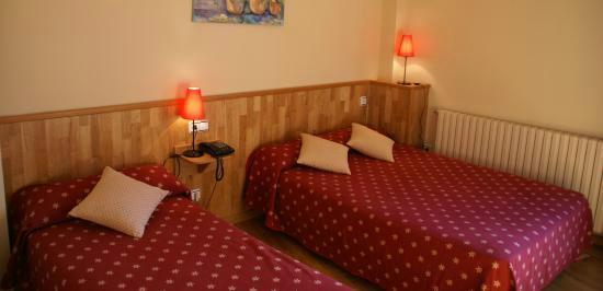 Hotel L'Ermita: Habitaciones