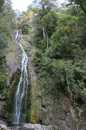 Wuling Taoshan Waterfall