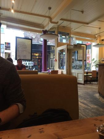 The Stand Bistro: Lovely atmosphere and great food