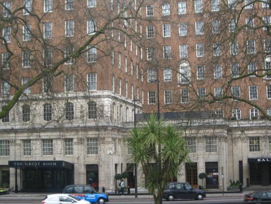 The Grosvenor House Hotel Park Lane