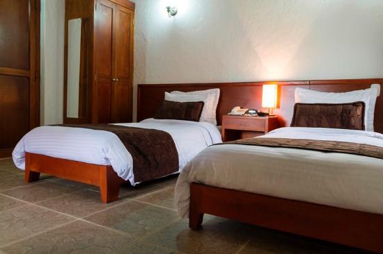 La Campana Hotel Boutique : Habitación twin 1