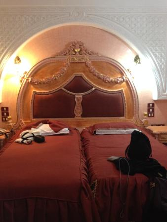 Jugurtha Palace: The room was great