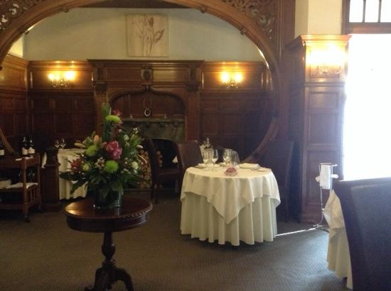 Chateau La Chaire: Dining room