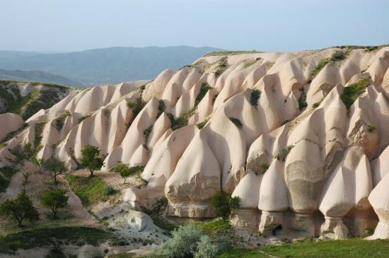 Urgup, Turki: Capadoccia - Tuff formation