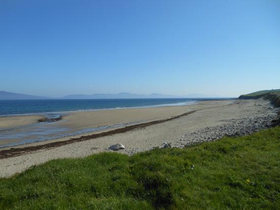 Carrowmore-Lacken, ไอร์แลนด์: Louisburgh, la spiaggia di Carrowmore