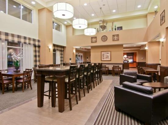 Hampton Inn by Hilton North Bay : Perfect Mix, Perfect for breakfast