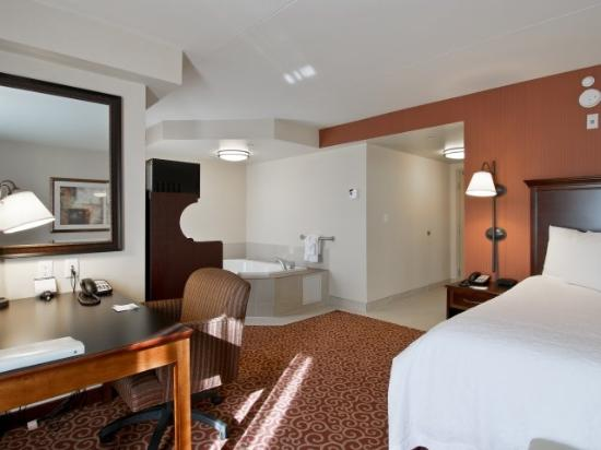 Hampton Inn by Hilton North Bay : Ask about our Jacuzzi Suites