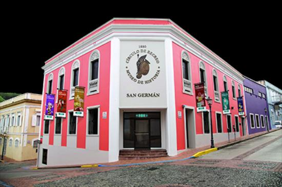 San German, Puerto Rico: The Museum