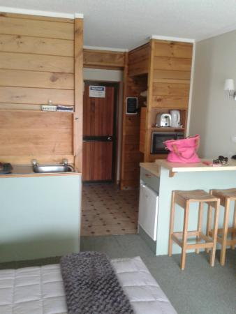 Aspiring Lodge Motel: Room for the 1st night