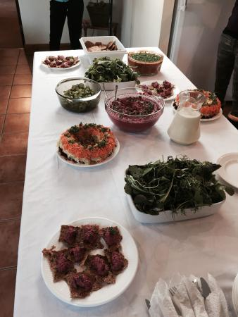 Karuna Detox Retreat : Raw Food Feast!