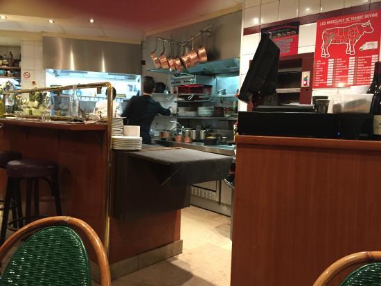 Café des Musées : Kitchen