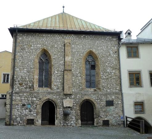 St. Magdalen's Chapel