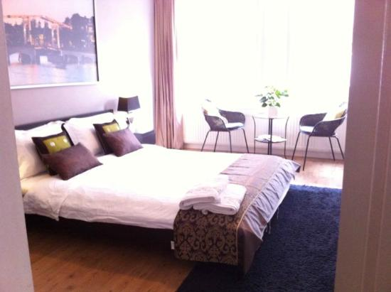 Amsterdam 4holiday : bed