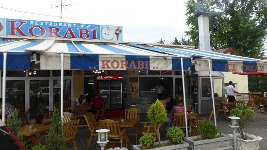 Restaurant Korabi