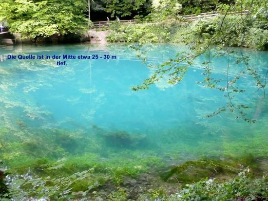Blaubeuren, Almanya: BLAUTOPF