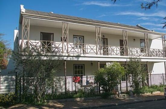 Wellington, Afrika Selatan: Breytenbach Sentrum