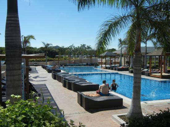 Piscina picture of hotel playa cayo santa maria cayo - Piscina santa maria ...