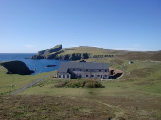 Good Shepherd ferry from Shetland to Fair Isle - Picture of Fair ...