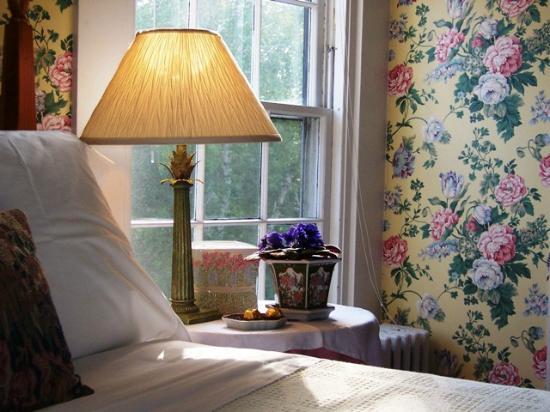 Main Street Bed and Breakfast: Primrose Room