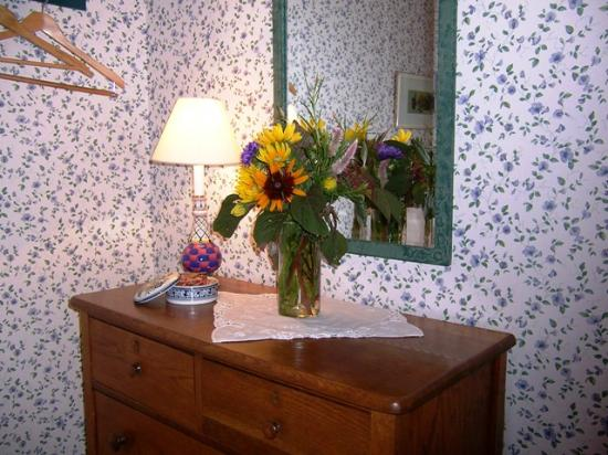 Main Street Bed and Breakfast : Room