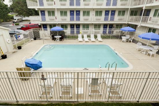 Motel 6 Baltimore Bwi Airport Updated 2017 Reviews Price Comparison Linthicum Heights Md